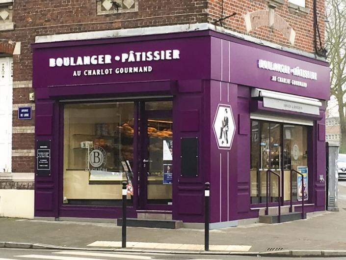 Boulangerie Le Charlot gourmand
