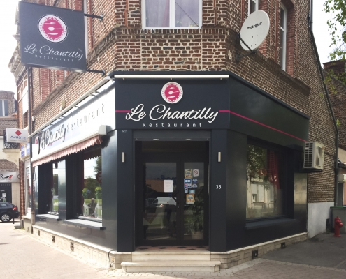 Restaurant le Chantilly