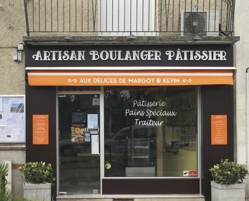 Boulangerie Les délices de Margot & Kevin