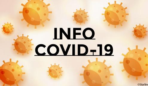 illustration Info COVID